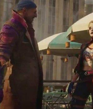 Suicide Squad Kill The Justice League Captain Boomerang Coat