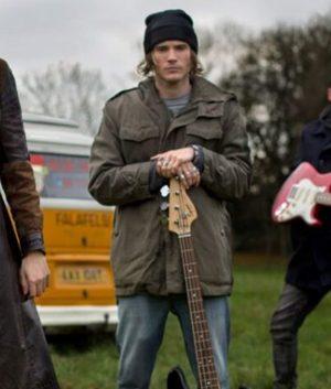Alex Kat And The Band Dougie Poynter Jacket
