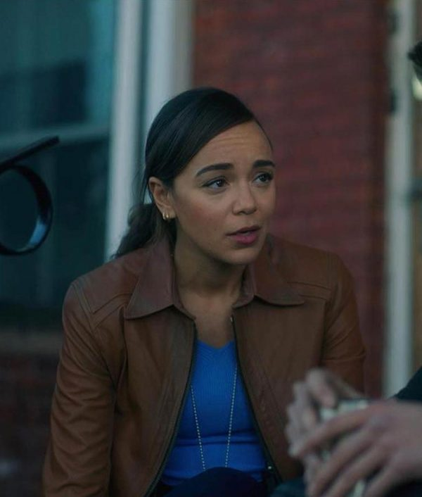 Detective Eudora Patch The Umbrella Academy Jacket