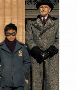The Umbrella Academy S02 Colm Feore Trench Coat