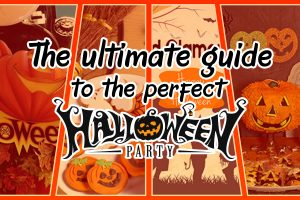 The ultimate guide to the perfect Halloween party