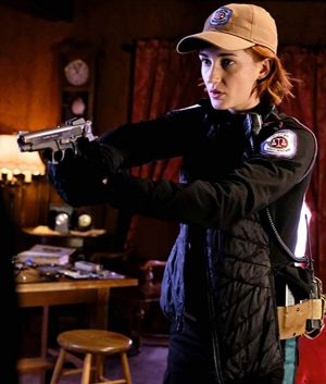 Waverly Earp Leather Jacket