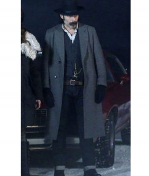 Tim Rozon Wynonna Earp S04 Coat