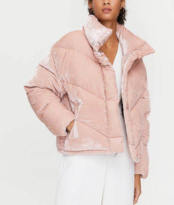 Wynonna Earp S04 Puffer Jacket