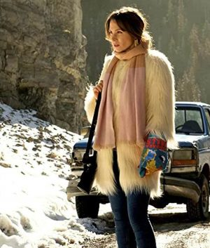 Wynonna Earp S04 Waverly Earp Coat