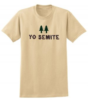 Yo Semite Cotton T Shirt