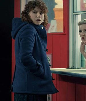 I'm Thinking of Ending Things Jessie Buckley Coat