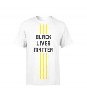 black live matter tee