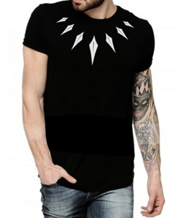 black panther t shirt
