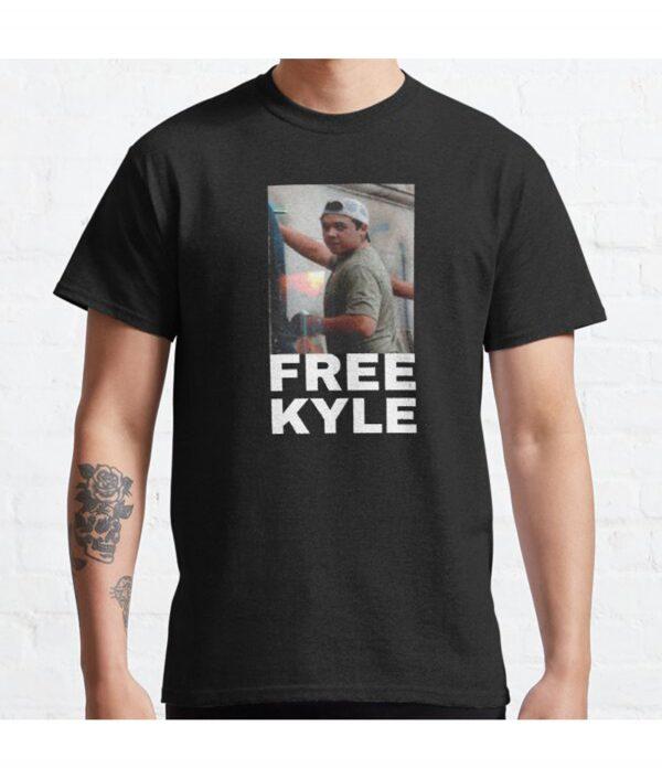 free kyle rittenhouse black shirt