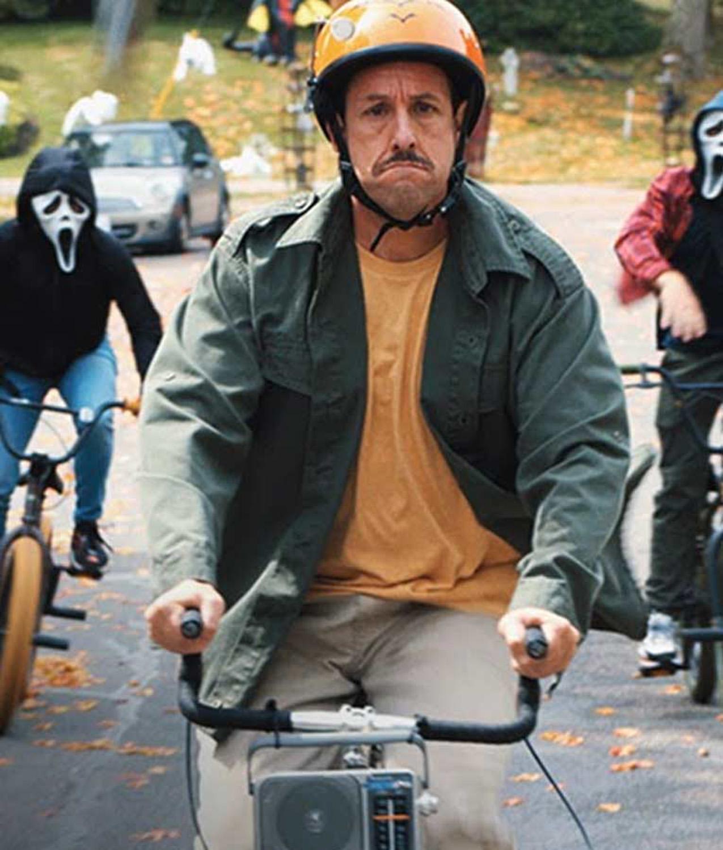 Adam Sandler Hubie Halloween Jacket Free Shipping