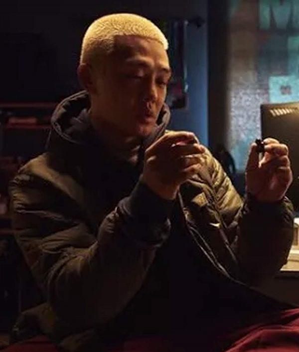 Alive Ah-In Yoo Bomber Jacket
