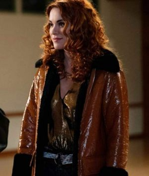 Supernatural Season 15 Anael Jacket