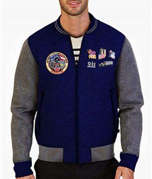 Bobo Howard Stern Show 911 World Trade Center Jacket
