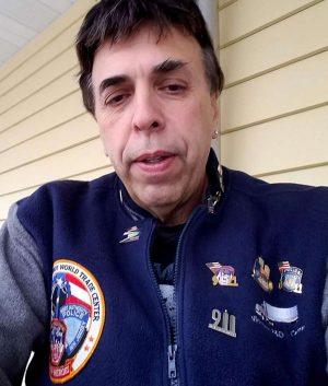 Bobo Howard 911 World Trade Center Jacket