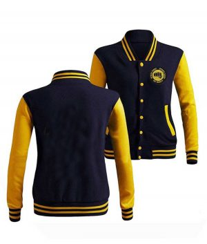 Cobra Kai Letterman Varsity Jacket