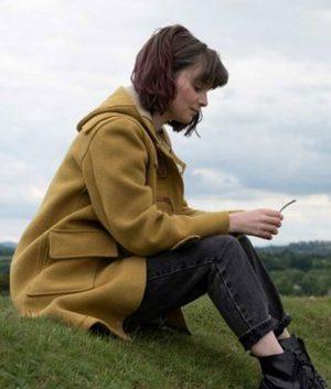 Lola Petticrew Dating Amber Hooded Coat