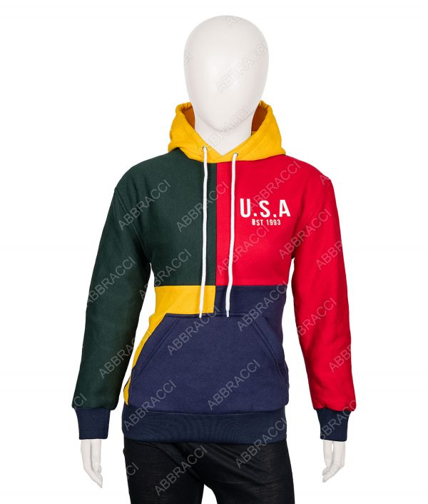 Dominique Fishback Project Power Robin Hoodie Jacket