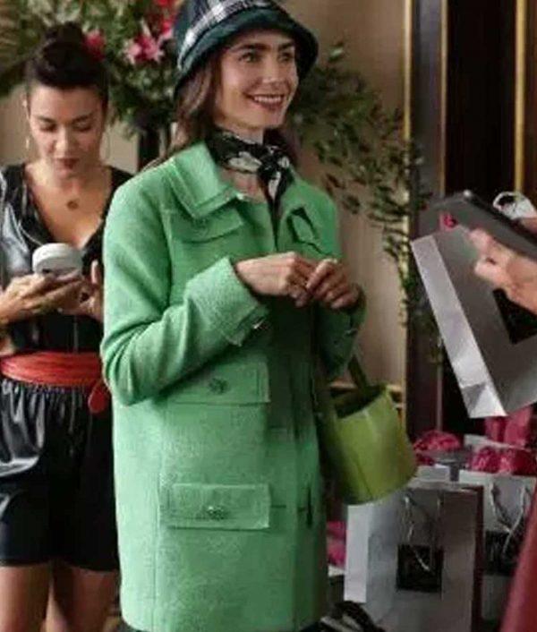 Emily In Paris Coat
