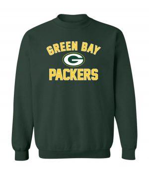 Green Bay Packer Pullover Sweatshirt