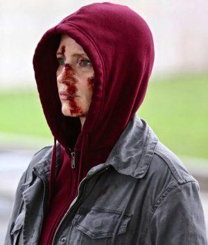 Ava Jessica Chastain Jacket