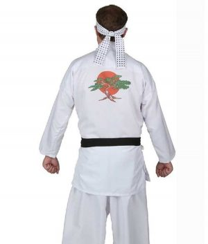 Karate Kid Daniel Larusso Costume