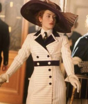 Kate Winslet Titanic Coat