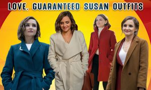 Love, Guaranteed Susan Outfit