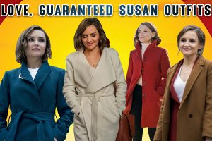 Love, Guaranteed Susan Outfits