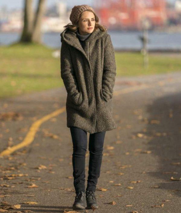 Love,Guaranteed Susan Grey Coat