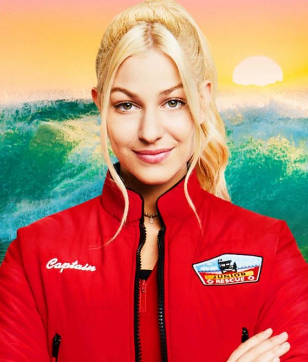 Malibu Rescue The Next Wave Dylan Jacket