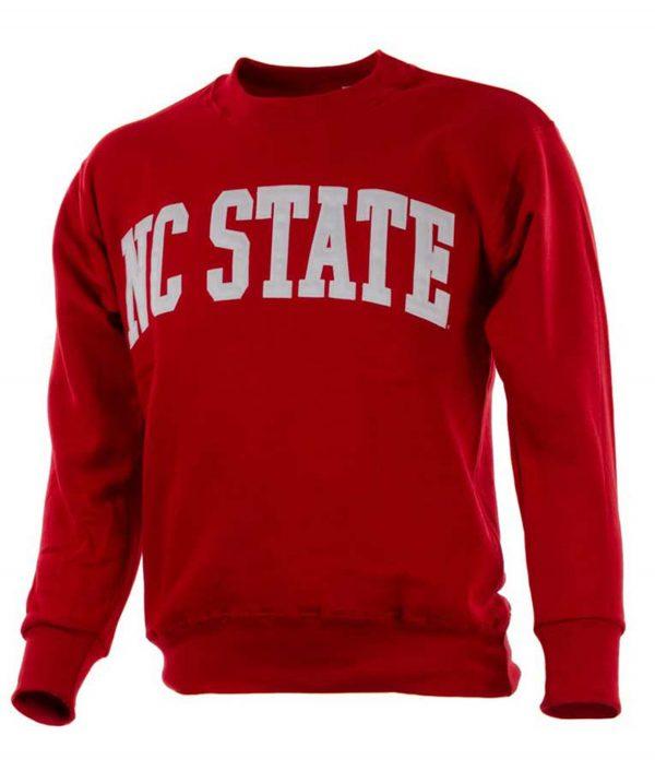 NC State Red Sweatshirt