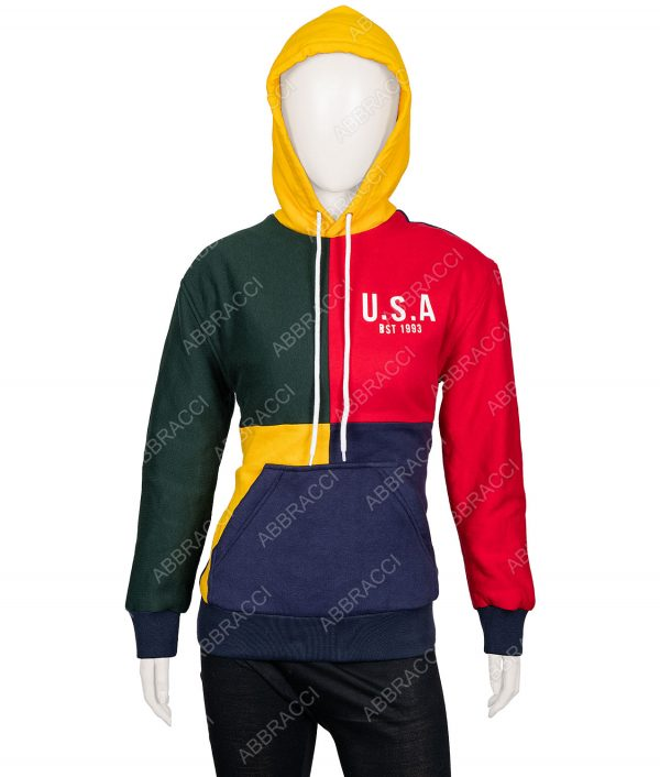 Dominique Fishback Project Power Robin Pullover Hoodie