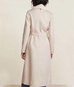 Rachael Leigh Cook Love, Guaranteed Susan Whitaker Wool-Blend Coat