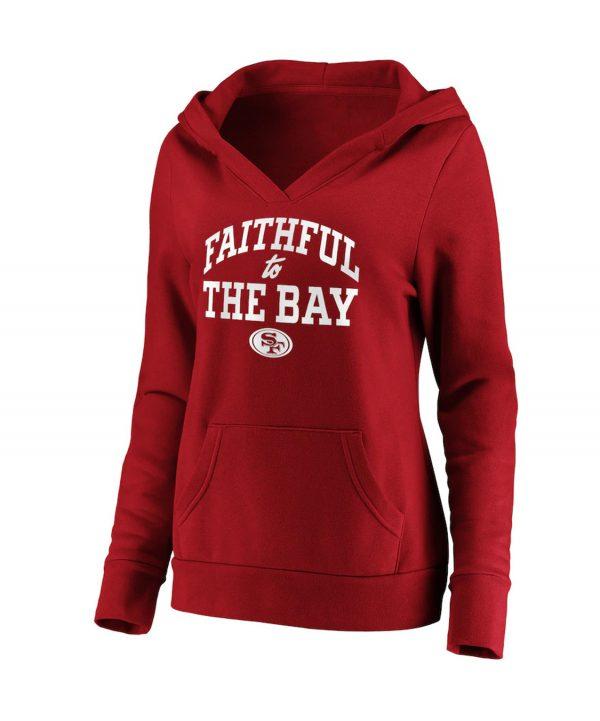 Faithful To The Bay Hoodie