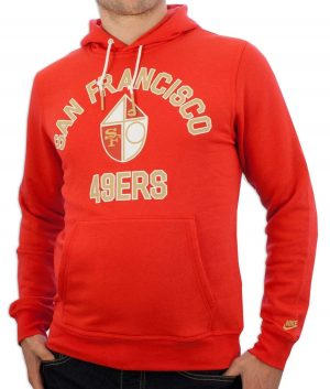 San Francisco 49ers Hooded Hoodie