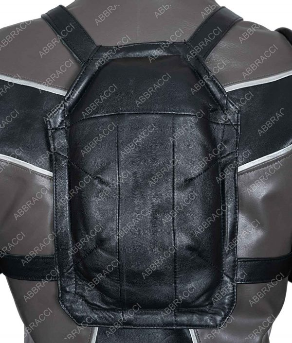 Scarlett Johansson Leather Jacket