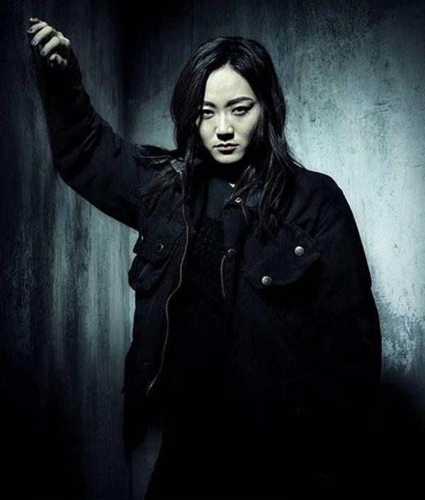 The Boys Kimiko Miyashiro Black Jacket