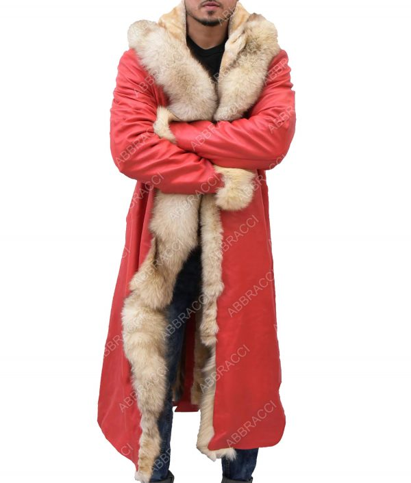 Santa Claus The Christmas Chronicles Coat
