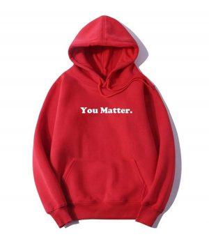 Black You Matter Hoodie