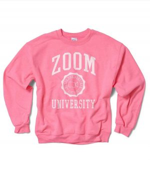 Zoom University Crewneck Sweatshirt