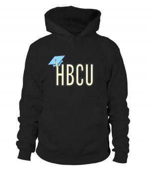hbcu week black hoodie