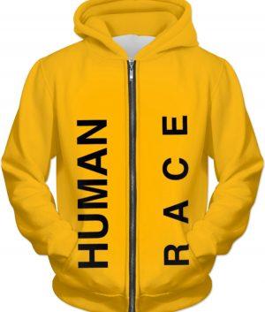 human race Jacket