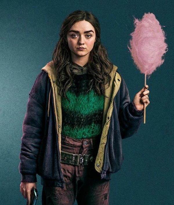 two weeks to live maisie williams jacket