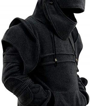 knight Grey hoodie