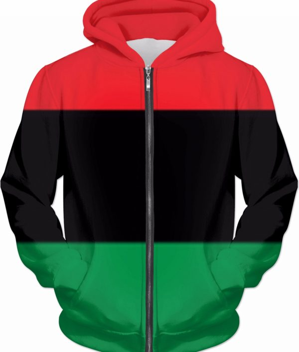 rbg zip up hoodie