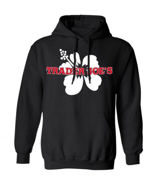 trader joe's pullover hoodie