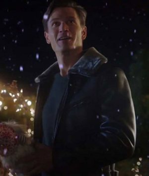 Sawyer Larsen A Very Charming Christmas Town Jacket
