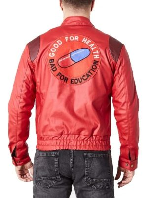 Akira Kaneda Good For Health Bad For Education Jacket