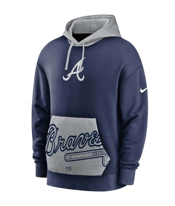 Baseball team Atlanta Braves Hoodie